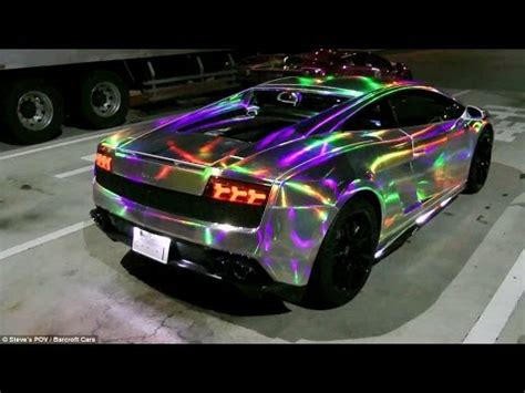 top 5 paintjobs wraps cars