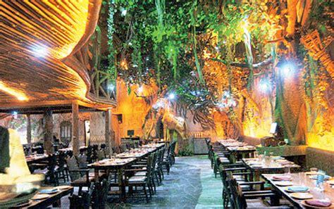 famous  theme based restaurants  kolkata