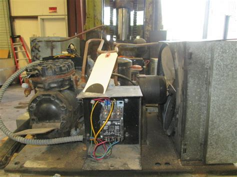 Compressor 40hp 10 Bar 3ph copeland kak1 0100 tac copelametic compressor rack