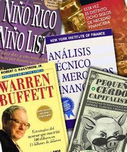 libros de finanzas mejores libros de finanzas que no te puedes perder