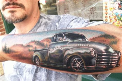 car guy tattoos car tattoos for ideas and inspiration for guys