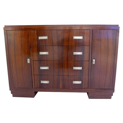 Macassar Cabinets by Deco Cabinet In Macassar For Sale At 1stdibs