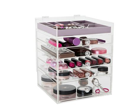 acrylic drawer organizers australia acrylic makeup organizer drawers kardashians saubhaya makeup