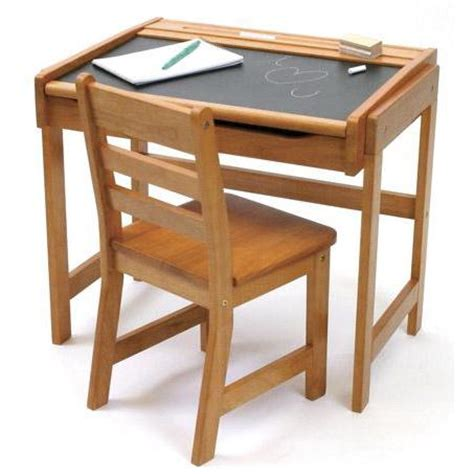 Back To School Creative Chalkboard Top Desk For Kids Best Desks For Students