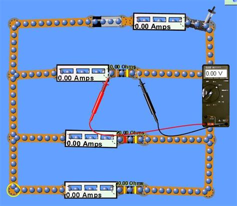 parallel resistor simulator grafton hs physics and william lab 23 series and parallel circuits