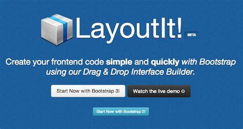 layoutit help como usar layoutit layoutit creador de plantillas web con