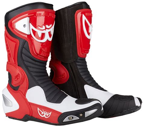 berik motocross boots berik pants sale berik race x racing motorcycle boots red