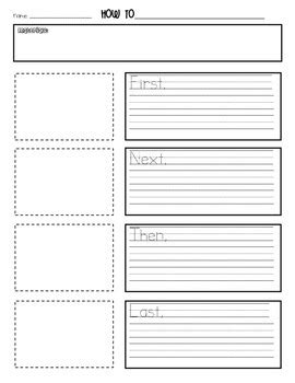 how to write a tale template how to writing paper template by myfirstgradehappyplace tpt
