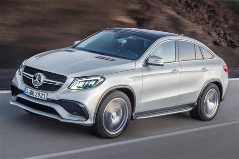 2016 mercedes gle class coupe suv pricing for