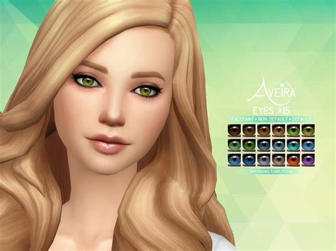 sims 4 toddler eyes cc aveira s sims 4 eyes 15 update 04 02 2017 added
