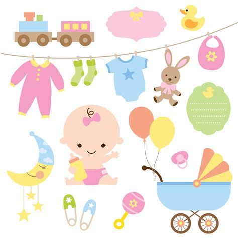 How to Incorporate Shapes Into Your Baby Products Logo ... Free Baby Related Clipart