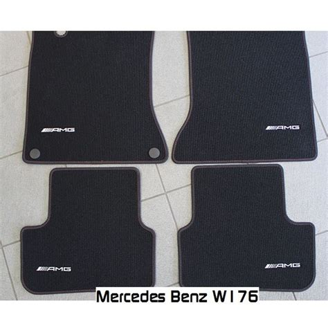 ml63 amg floor mats mercedes amg floor mats black with cut for a