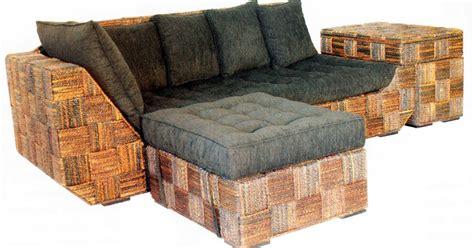 Sofa Anyaman Rotan sofa seat bahan rotan rumah idaman kita