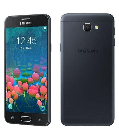 samsung galaxy  prime black  gb  gb ram mobile phones    prices snapdeal