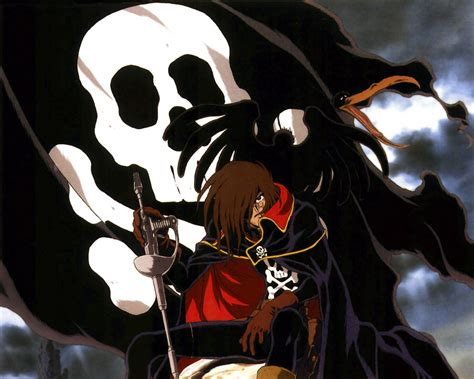 captain harlock harlock space pirate ship pics about space
