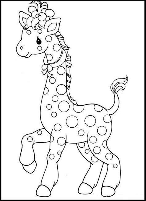 imagenes jirafas colorear imagenes de jirafas bebes animadas imagenes para dibujar