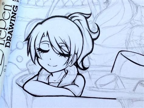 how to ink tutorial how to ink drawings