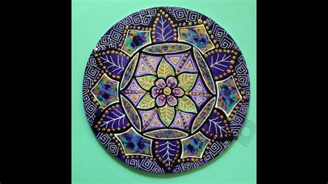mandala pattern youtube easy beginners zentangle mandala art zentangle patterns