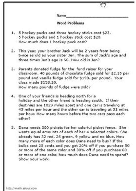Integer Word Problems Worksheet 6th Grade by Integers Word Problems Grade 8 Boxfirepress