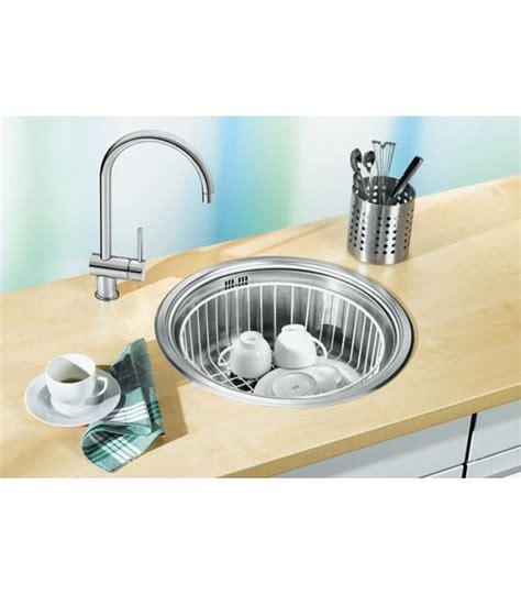 lavello cucina acciaio lavello tondo da cucina acciaio inox blanco rondosol