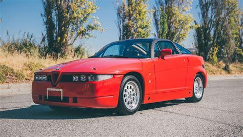Alfa Romeo For Sale Ebay by 1991 Alfa Romeo Sz Ebay Find Is Undoubtedly Unique