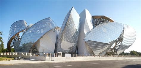 Fondation Vuitton by Fondation Louis Vuitton Frank Gehry S Most Audacious Act