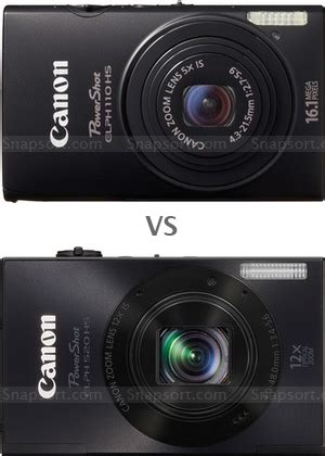 Cannon Ixus 135 Second canon ixus 125 hs vs ixus 500 hs our analysis