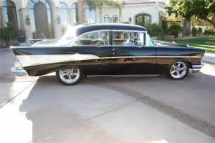 1957 Chevrolet Belair 2 Door Hardtop 1957 Chevrolet Bel Air 2 Door Custom Hardtop 91043
