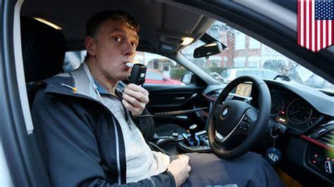 car dui breathalyzer drunk test device  prevent