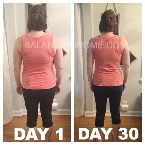 weight loss on whole30 paleo diet before and after 30 days