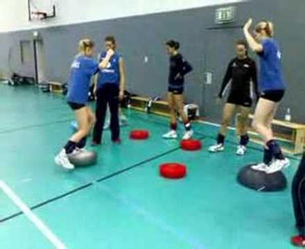 cuscini propriocettivi esercizi propriocettivi su bosu