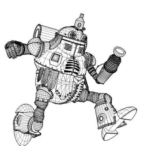 Trigger 3ds 1 robo chrono trigger free 3d model obj 3ds skp cgtrader