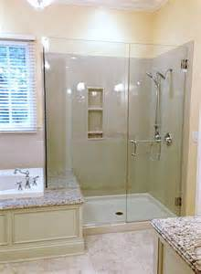 cost to upgrade bathroom 17 best ideas about master bath shower on pinterest