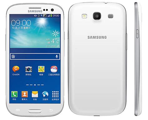Samsung S3 White dual sim samsung galaxy s iii neo goes official in china gsmarena news