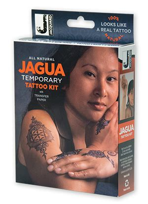 jagua tattoo kit amazon jacquard products jagua tattoo kit