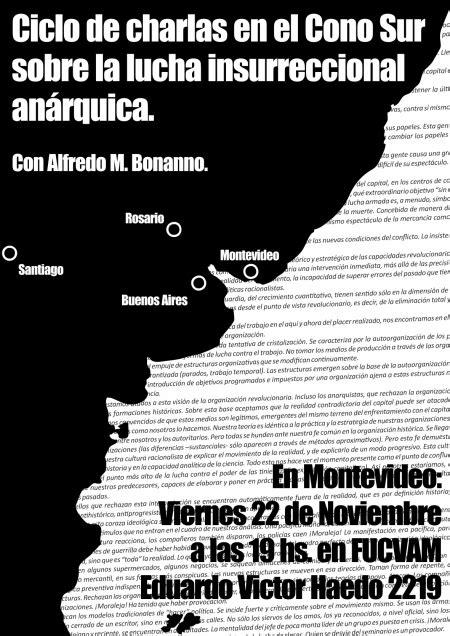 Actividades | Viva La Anarquía