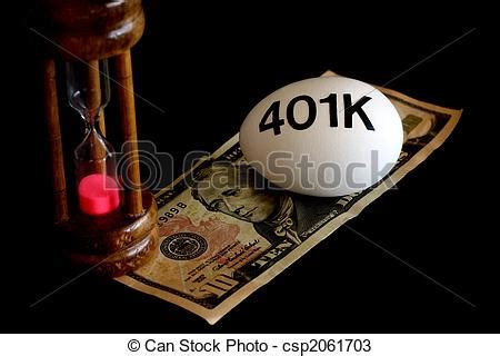 Drawing 401k by Drawings Of 401k Nest Egg A Conceptual Picture Showing