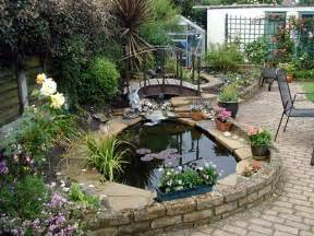 Small Water Garden Ideas Best Interior Design House