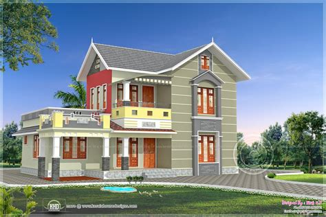 home design dream house july 2013 kerala home design and floor plans