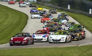 Used Race Cars For Sale In Usa Mazda Improves Its Mx 5 Miata Cup Race Car For 2017 News