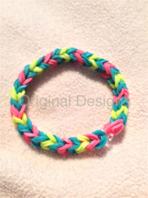 Fun With Fun Loops Bracelet Bracelets Bracelets And More
