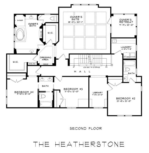 build on your lot floor plans heatherstone a we build on your lot stanley martin