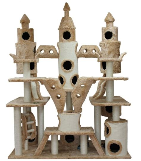 Outdoor Dog Bed Amazon 12 Cat Trees So Awesome You Ll Wish You Were Feline