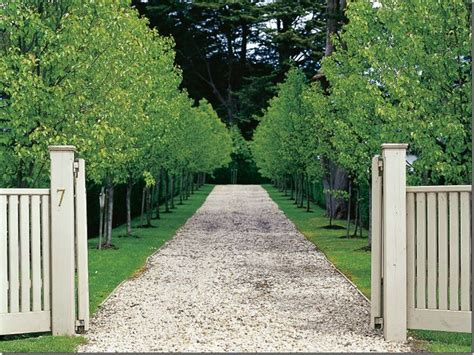 1000 ideas about driveway entrance landscaping on