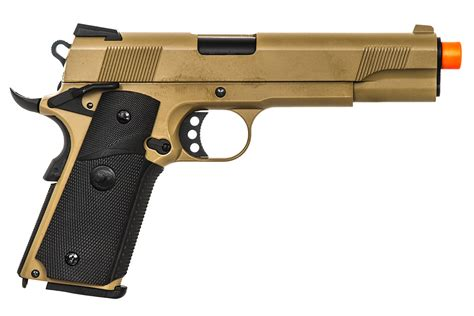 Jual Pistol Shotgun Gas by Src 1911 Semi Auto Gas Blowback Pistol Airsoft Gun