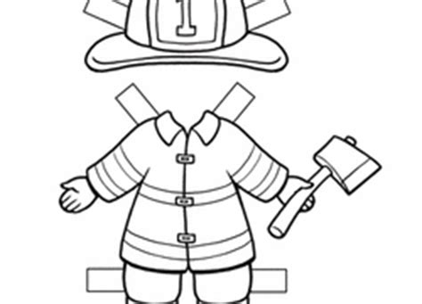 firefighter jacket coloring page 2nd grade coloring pages printables education com