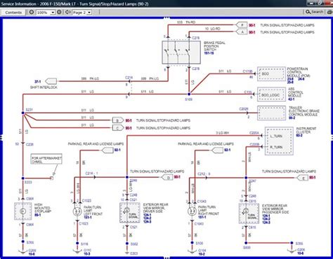 wiring diagram 2006 supercrew ford f150 forum