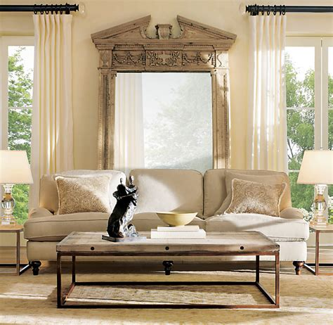 decorating with mirrors over sofa an idea for decorating the wall behind your sofa driven
