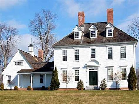 colonial revival house plans federal colonial style house plans revival house