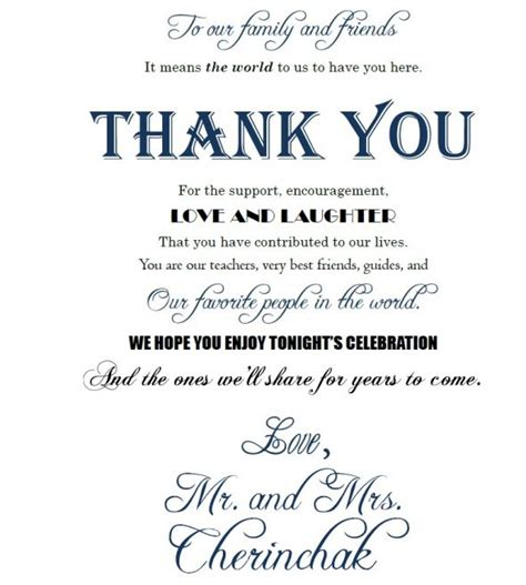 the top 10 wedding thank you note mistakes to avoid program question weddingbee photo gallery